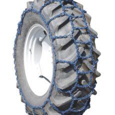 Snökedjor traktor